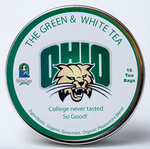 Ohio University Bobcat Tea