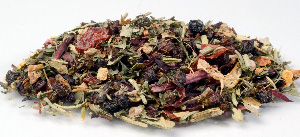Family Health Tea Loose Leaf with Elderberry