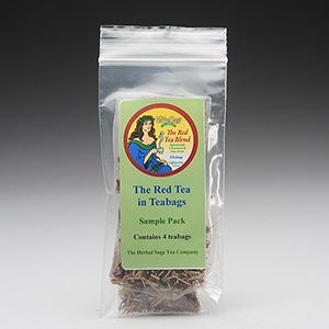 The Red Tea sample